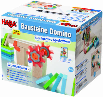 Building Blocks - Basic Pack Domino