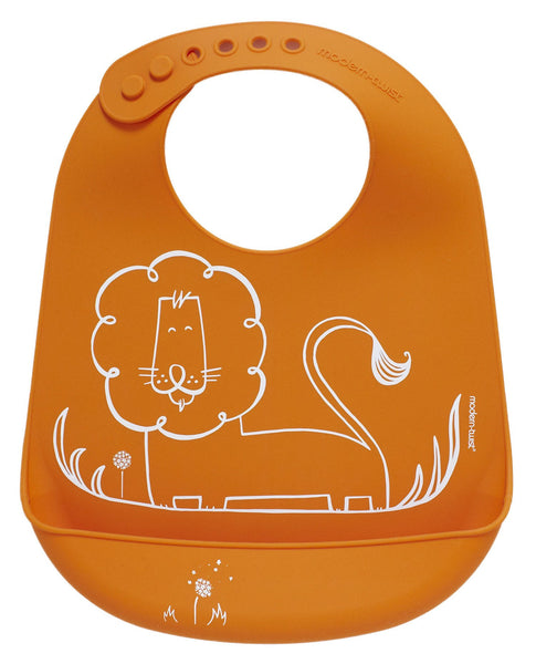 Bibs: Dandy Lion - Orange
