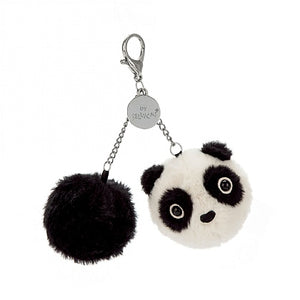 Amuseable Panda Bag Charm