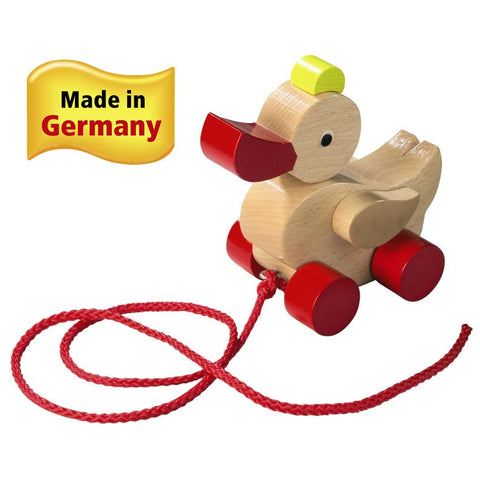 Classic Duck Pull Toy