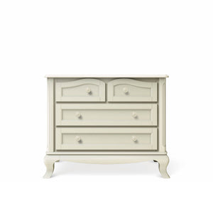 Single Dresser Bianco Satinato