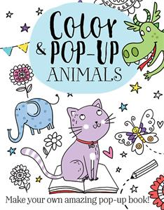 Color & Pop-Up Animals