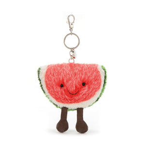 Amuseable Watermelon Bag Charm