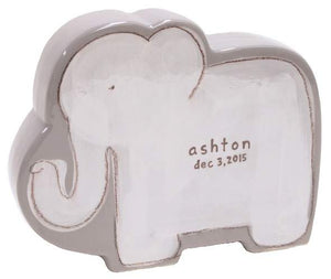 Elephant Character Bank