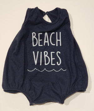"""Beach Vibes"" Bubble"