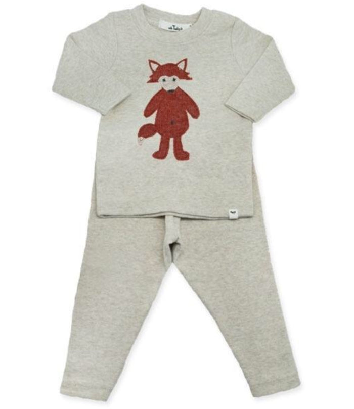 Ragdoll Fox 2PC Set