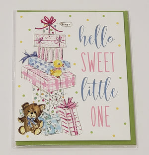 Card - Sweet Little One