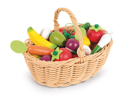 Fruit & Vegetables 24PC