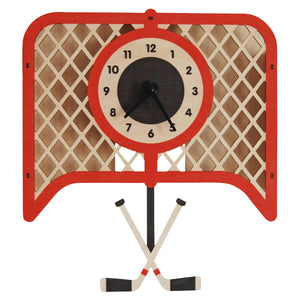 Pendulum Clock, Hockey