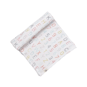 Alphabet ABC Swaddle