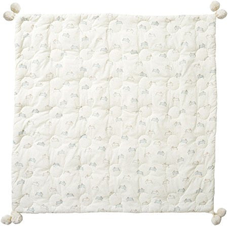 Bunny Quilted Blanket