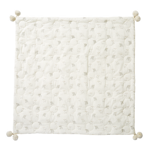 Little Lamb Quilted Blanket
