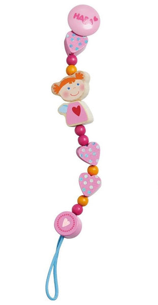 Pacifier Chain - Guardian Angel - Anna