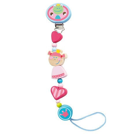 Pacifier Chain - Princess and the Frog