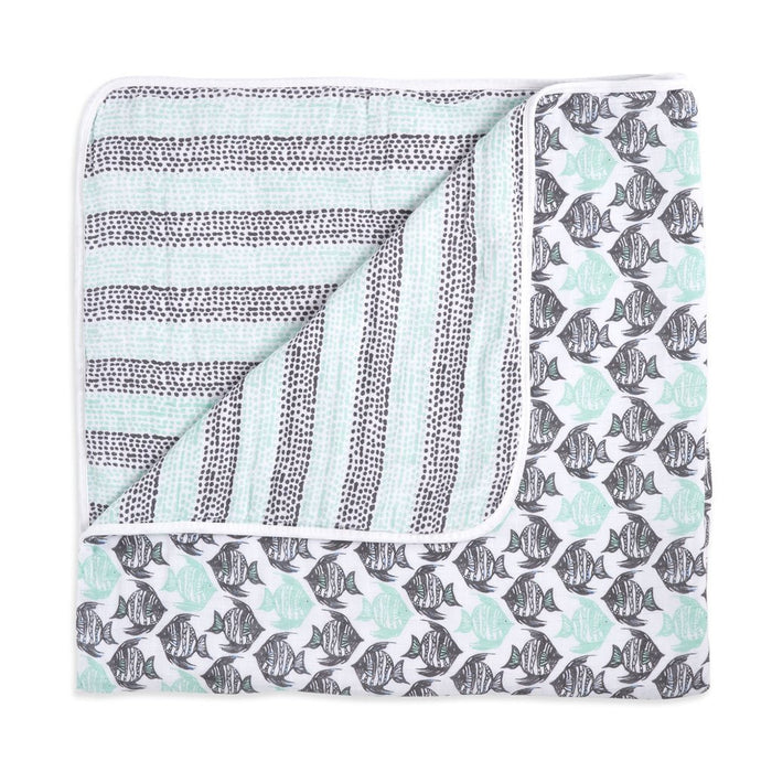 White Label Dream Blanket - Seaside