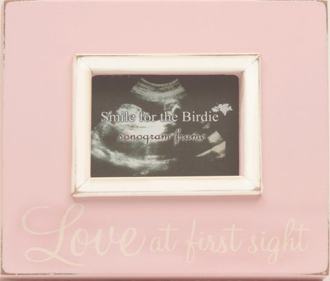 Photo Frame: Love First Sight, Pink
