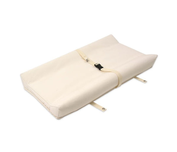Organic Cotton - 2 Sided Contoured Changing Pad
