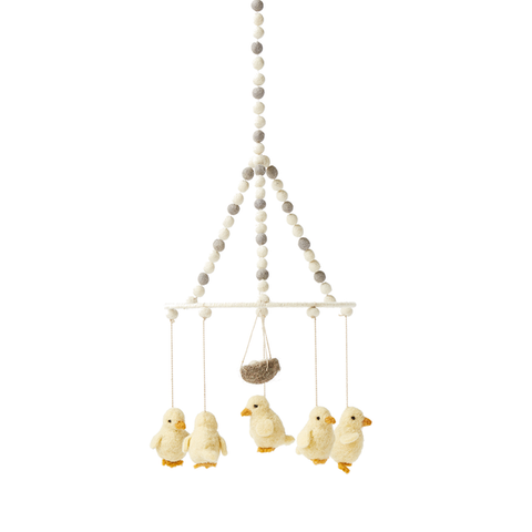 Baby Chick Mobile