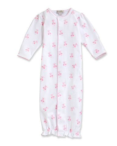 Baby Ballet Slippers Print Conv. Gown