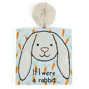 If I Were A Rabbit (Grey) Book
