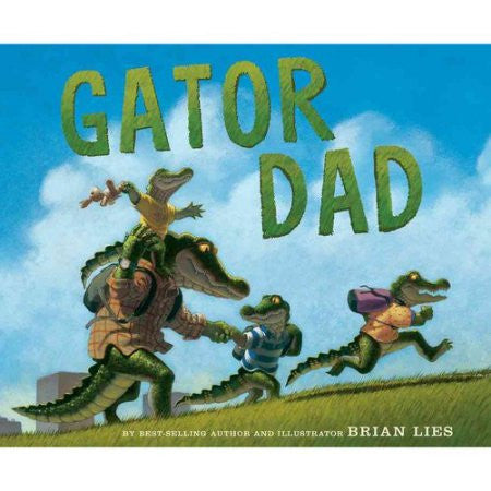 Gator Dad Book
