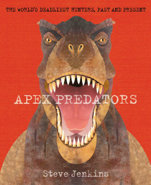 Apex Predators Book