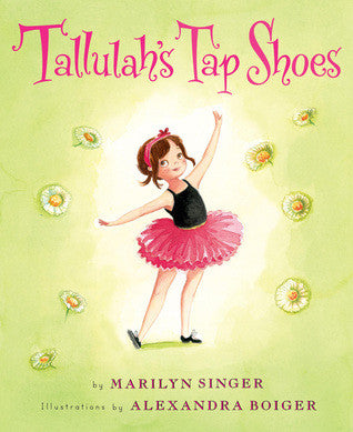 Tallulah's Tap Shoes-Book