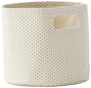 Pin Dot Pint, Grey