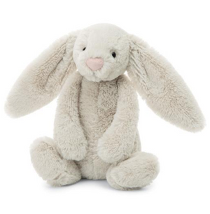 Bashful Oatmeal Bunny, Medium