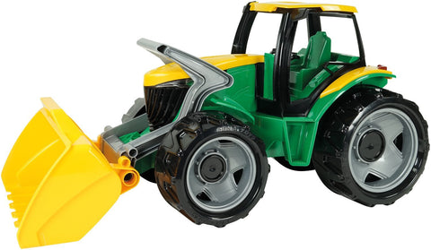 Powerful Giants Green Tractor