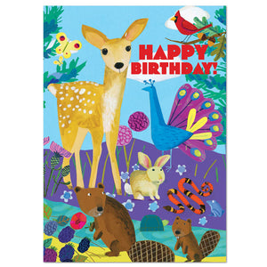 Life On Earth Bday Card