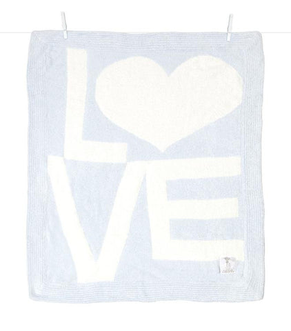 Dolce Love Blanket - Blue
