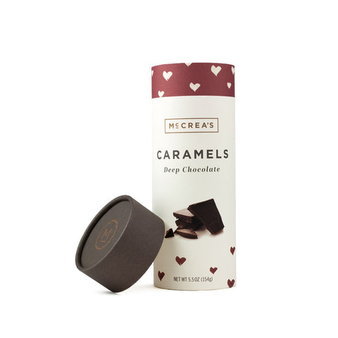 Handcrafted Caramels - Deep Chocolate