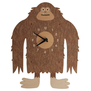 Pendulum Clock, Bigfoot