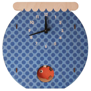 Pendulum Clock, Fishbowl