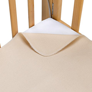 Organic Cotton Waterproof Portable Crib Pad PP62W