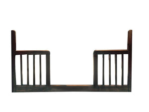 Artisan Toddler Rail, Sienna Oak