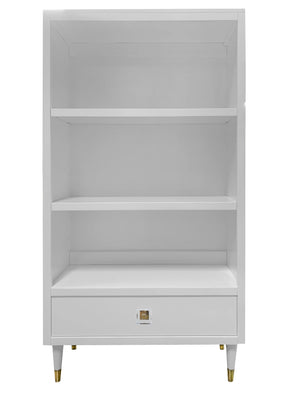 Uptown Bookcase with Drawer