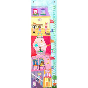 Growth Chart - Ballet Academy