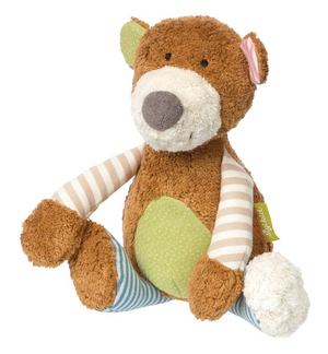 Organic Bear Plush Toy