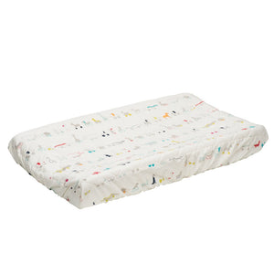 Pull Toys Changing Pad Cover