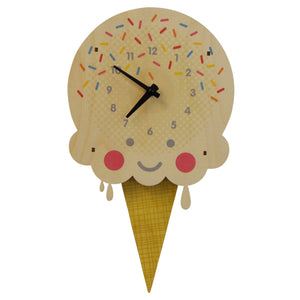 Pendulum Clock, Ice Cream