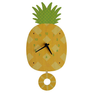 Pendulum Clock, Pineapple