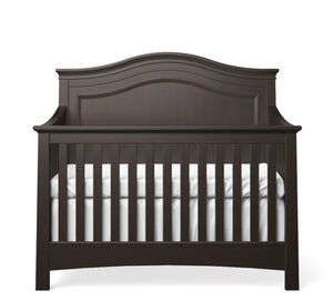 Convertible Crib Solid Back Cherry