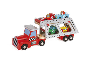 4 Car Transporter Lorry (Truck)