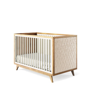 Uptown Classic Crib, Tufted