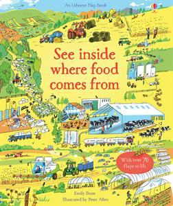See Inside Where Food Comes From