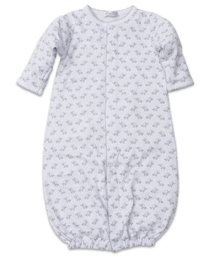 Baby Trunks Conv. Gown, Silver