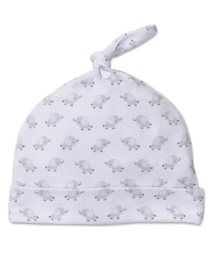Baby Trunks Hat, Silver