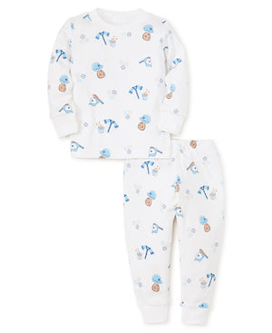 Baseball 2PC Pajama Set
